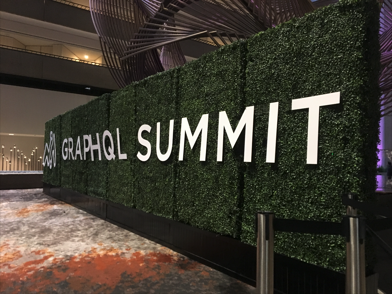 GraphQL Summit 2019 Entry