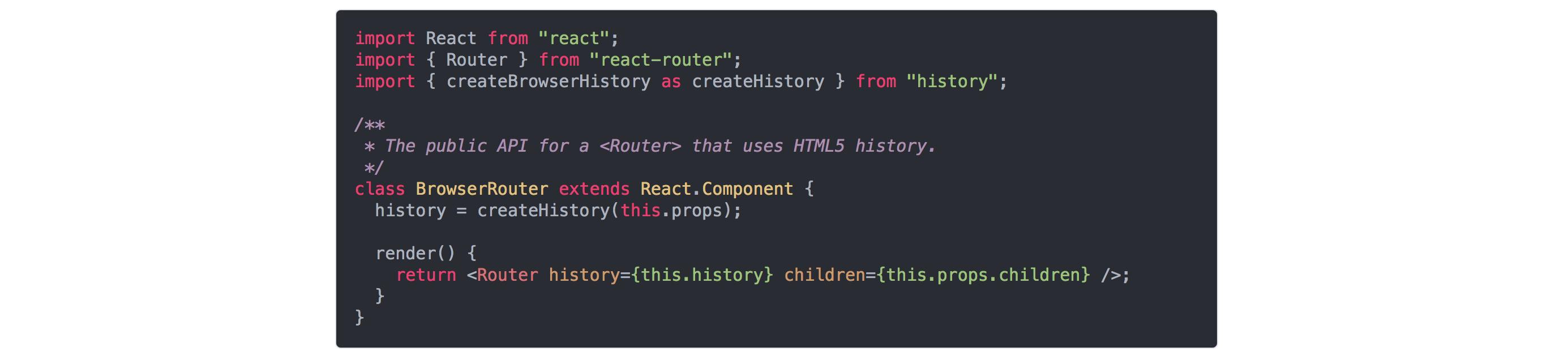 Day07 從 React-router 看 History API