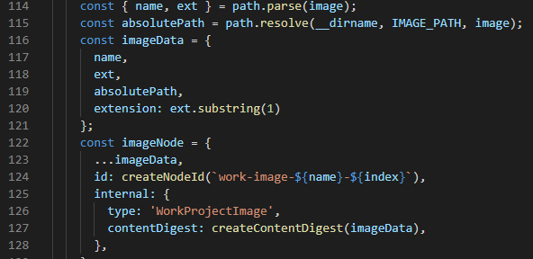 在Gatsby GraphQL中組合出完美資料