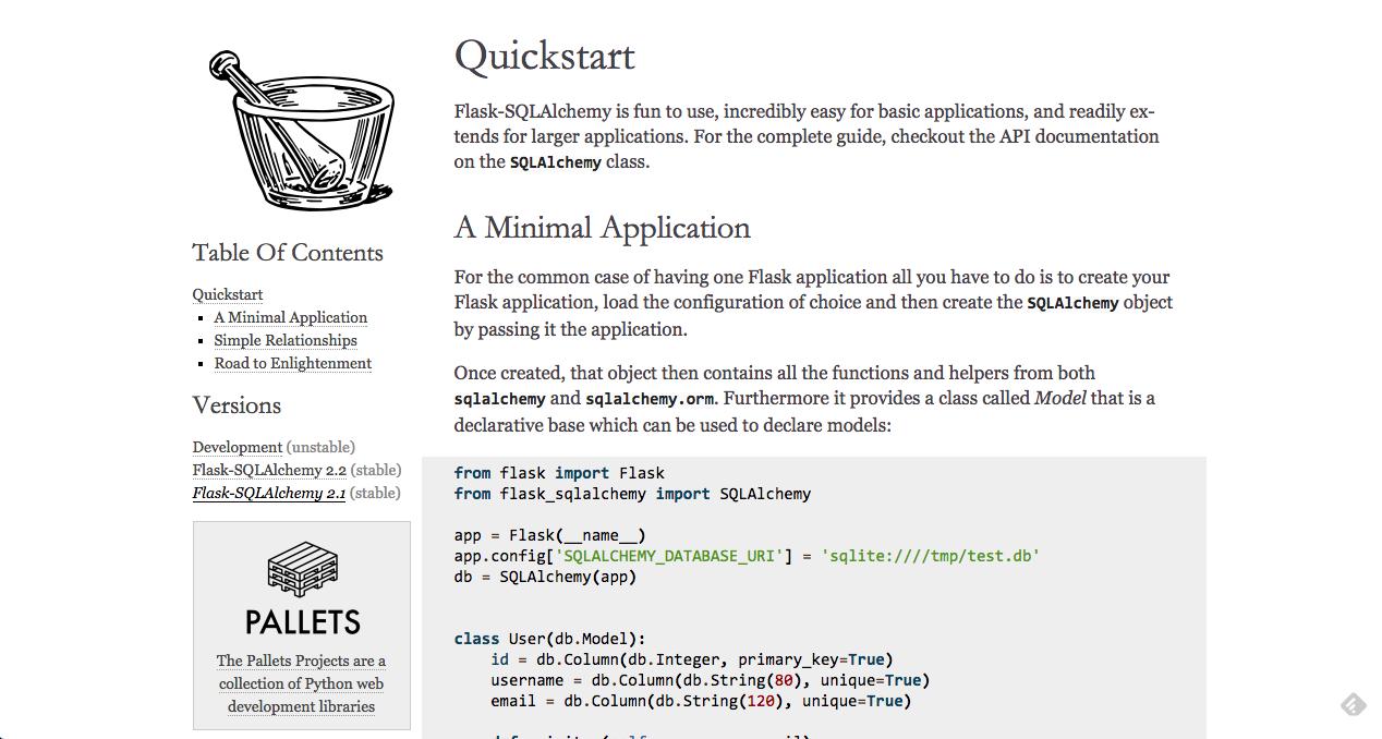 Python Web Flask 實戰開發教學