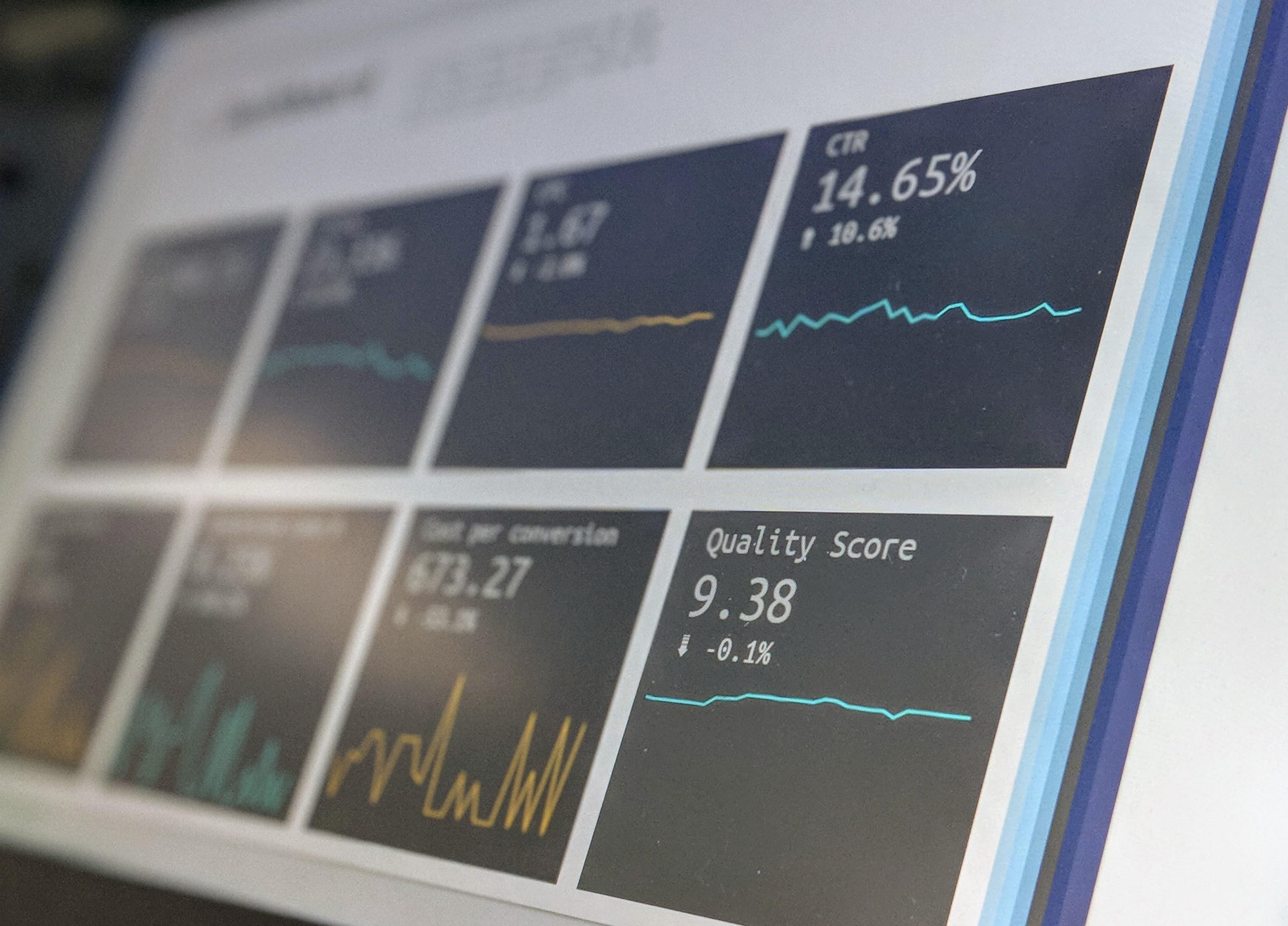 財務分析(2) -- 財務指標分析