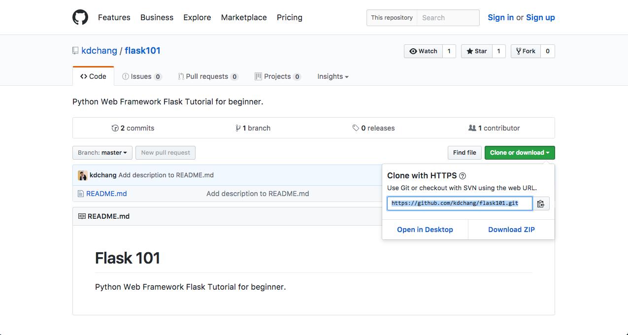 Python Web Flask 實戰開發教學 - 簡介與環境建置