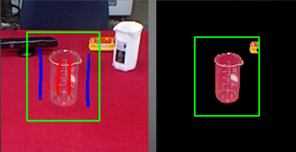 Object Recognition Kitchen 透明物體辨識(演算法概念篇)
